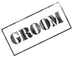 Groom Stamp