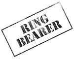 Ring Bearer Stamp