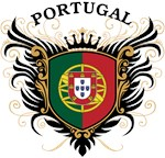 Portuguese Flag T-shirts & Gifts