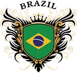 Brazilian Flag T-shirts & Gifts
