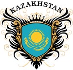 Kazakh Flag T-shirts & Gifts