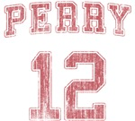 [Vintage Red] Perry 12