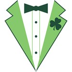Minimalist Irish Tuxedo