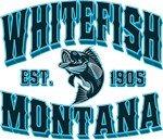 Whitefish Black Ice