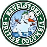 Revelstoke Snowman Circle Green