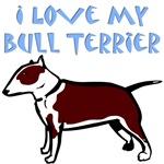 Bull Terrier (Colored)
