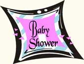 Expectant Mom> BABY SHOWER Gifts & Apparel