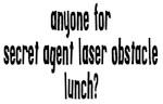 Laser Lunch 2