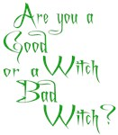 Good Witch? 1