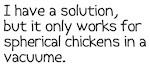 Spherical Chicken 3