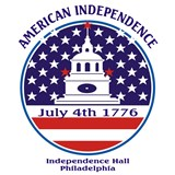 July 4th 1776 - Independence Day America