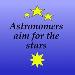Astronomers aim for the stars