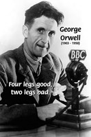 Humor in Literature: George Orwell