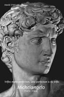David Sculpture by Michelangelo Buonarroti