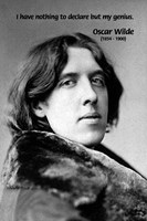 Famous Poet Playwright Oscar Wilde: Genius