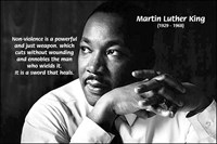 Promotion of Non Violence: Martin Luther King Jr.
