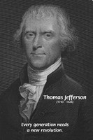 Revolution American Politics: Thomas Jefferson