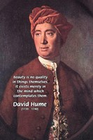 Skepticism and Beauty: David Hume