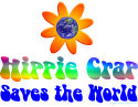 Hippie Crap Saves the World