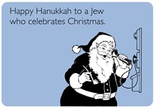 Jew Who Celebrates Christmas