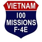 F-4E - 100 Missions