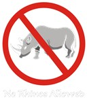 No Rhinos Allowed