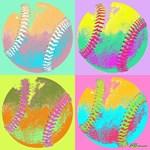 4 Baseballs