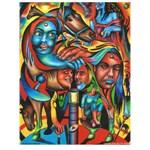 Spiritual Art Drawing #P0390