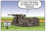 Smell of Napalm