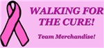 Breast Cancer Walking Team Gear!