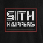 SITH HAPPENS SHIRTS MAGNETS STICKERS