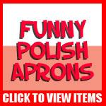 Polish Aprons For Men and Women