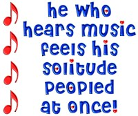 Music 'Peoples' Solitude