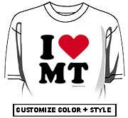 I Love Montana