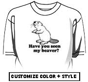 Have you seen my beaver?