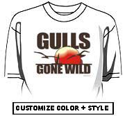 Gulls gone wild