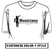 Musicians do it with rhythm
