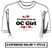 Everyone loves an OC Girl