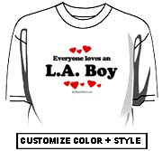 Everyone loves an LA boy