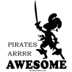 pirates arre awesome