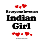 Everyone loves an Indian girl