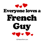 Everyone loves a French guy