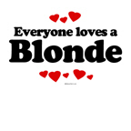 Everyone loves a Blonde