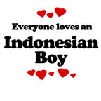 Everyone loves an Indonesian boy