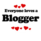 Everyone loves a blogger