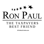Ron Paul: The taxpayers best friend