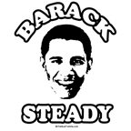 Barack steady