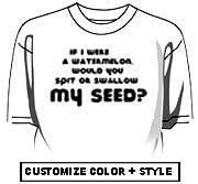 My seed?