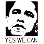 OBAMA: YES WE CAN