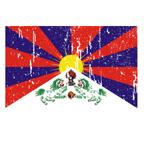 Tibetan Flag T-shirts